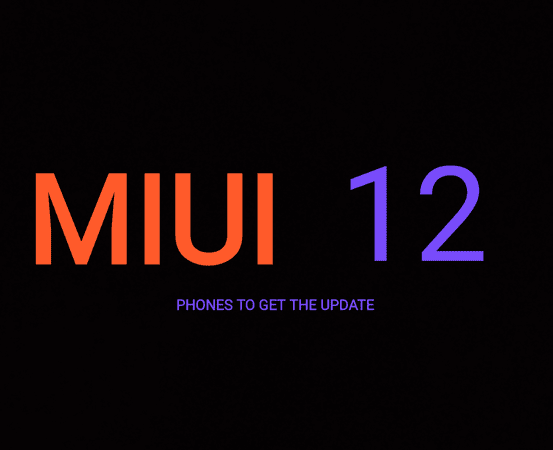 MIUI شیائومی رابط کاربری MIUI رابط کاربری شیائومی MIUI 12