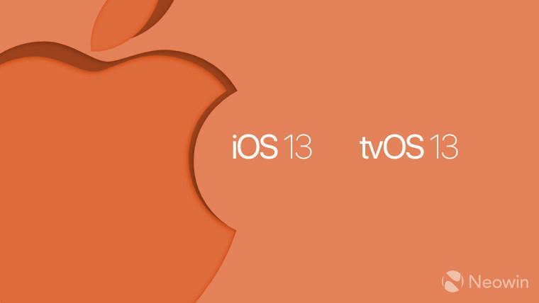 اپل iOS iPadOS tvOS watchOS