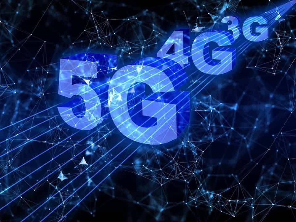 اینترنت 2G 3G 4G 5G