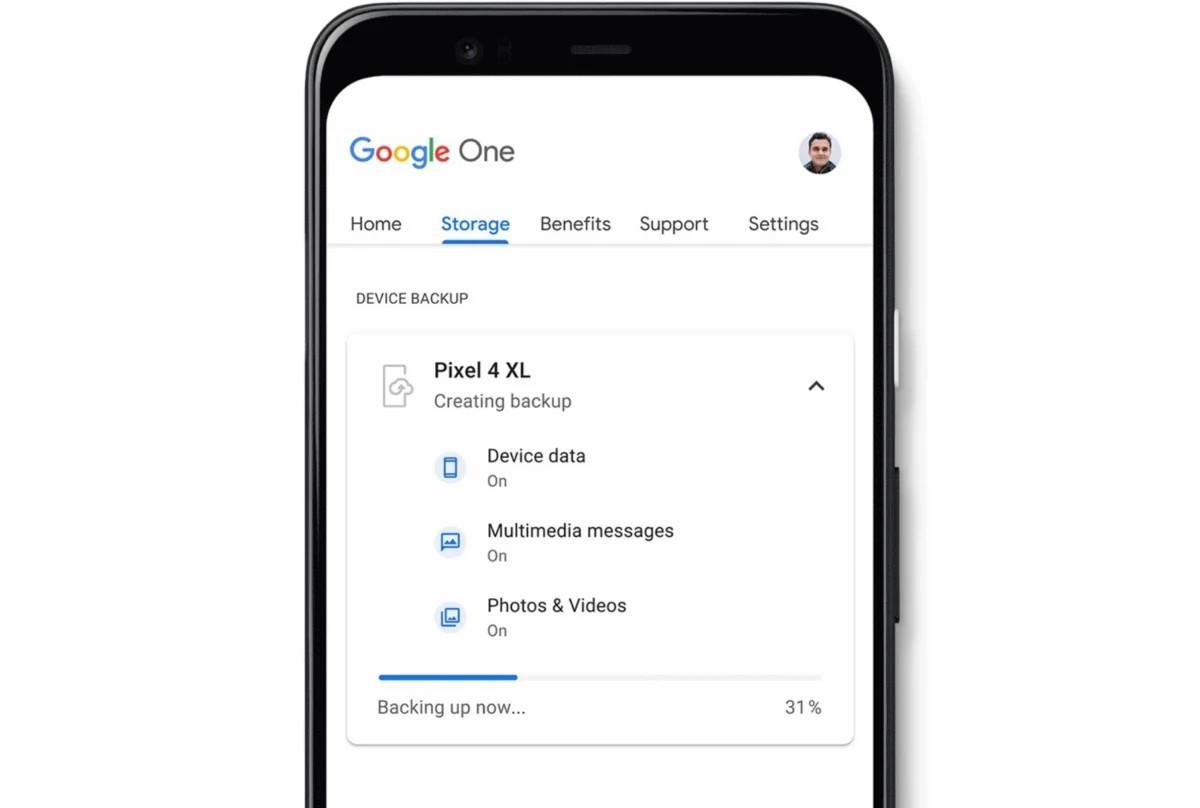 گوگل Google One اندروید iOS گوگل وان