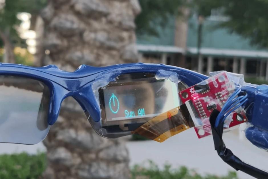 عینک هوشمند عینک واقعیت افزوده واقعیت افزوده