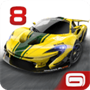 Asphalt 8: Airborne 3.4.0K for Android +2.3