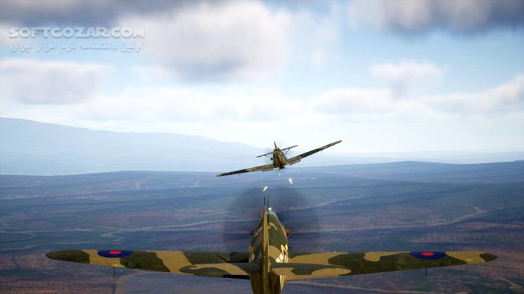 303Squadron Battle of Britain تصاویر نرم افزار  - سافت گذر