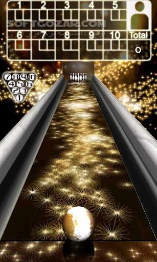 3D Bowling 2 9 for Android تصاویر نرم افزار  - سافت گذر