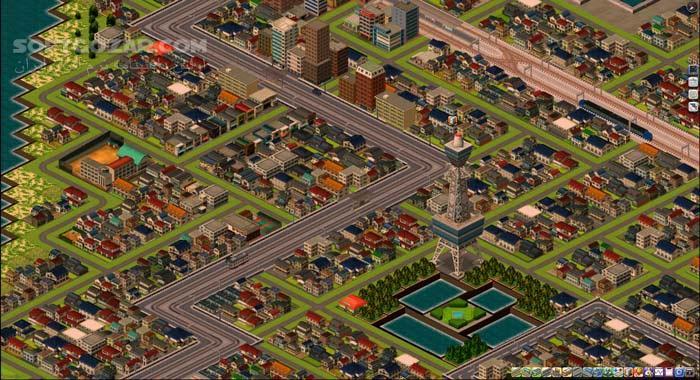 A Train PC Classic تصاویر نرم افزار  - سافت گذر