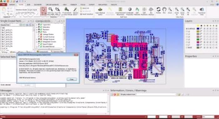ANSYS Electromagnetics Suite 19 2 X64 تصاویر نرم افزار  - سافت گذر