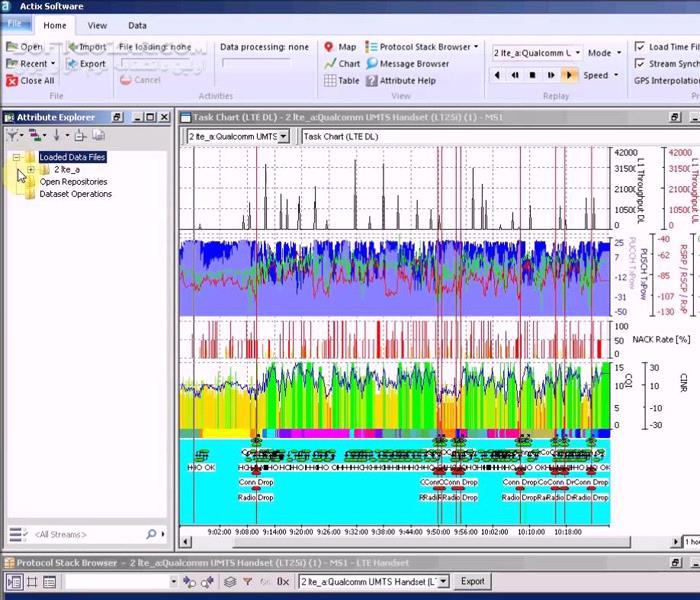 Actix Analyzer 5 5 338 x86 x64 تصاویر نرم افزار  - سافت گذر