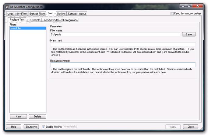 Ad Muncher v4 94 Build 34121 Final تصاویر نرم افزار  - سافت گذر