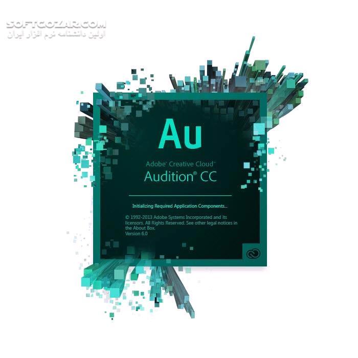 Adobe Audition CC 2018 v11 1 1 3 x64 2017 x64 Mac تصاویر نرم افزار  - سافت گذر