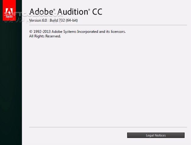 Adobe Audition CC 6 0 Build 372 2014 v7 0 0 118 تصاویر نرم افزار  - سافت گذر