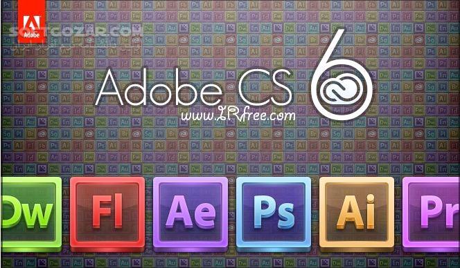 Adobe Master Collection CS6 Update 4 تصاویر نرم افزار  - سافت گذر