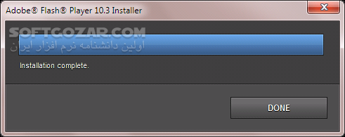 Adobe Flash Player 32 00 293 Firefox Opera Chromium Safari Netscape تصاویر نرم افزار  - سافت گذر