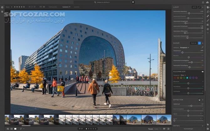 Adobe Photoshop Lightroom Classic CC 2019 v8 3 0 10 macOS 8 2 2 0 1 macOS 2 2 تصاویر نرم افزار  - سافت گذر