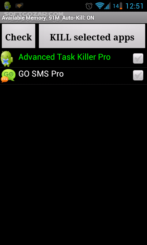 Advanced Task Killer Pro 2 1 3B213 for Android 1 6