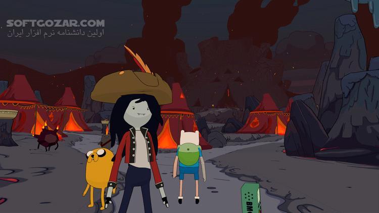 Adventure Time Pirates of the Enchiridion تصاویر نرم افزار  - سافت گذر