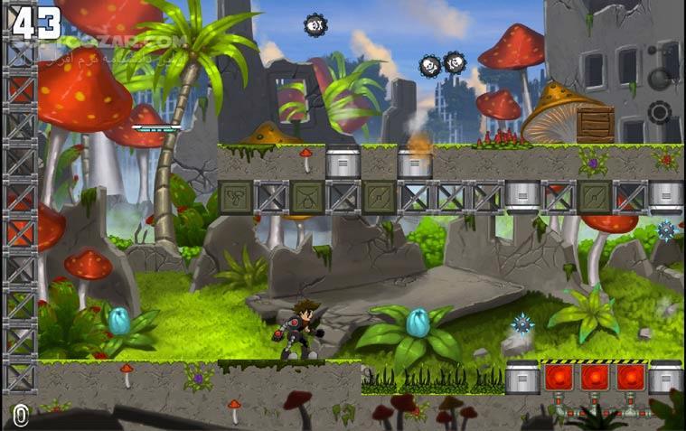 Aeros Quest تصاویر نرم افزار  - سافت گذر