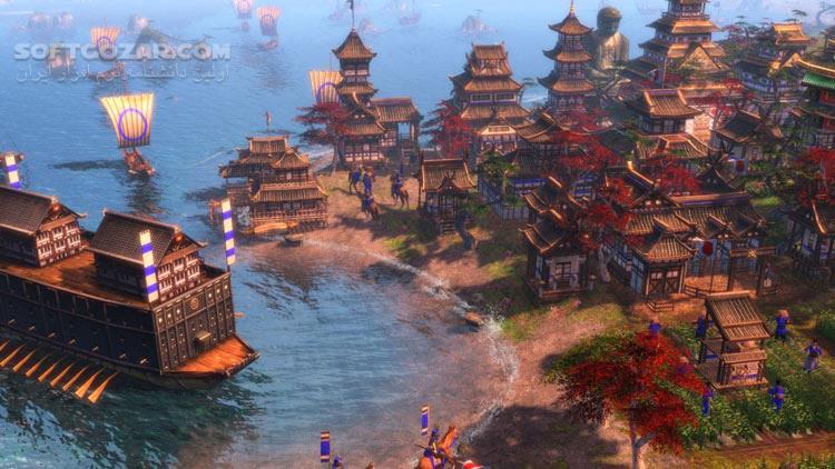Age of Empires III Complete Collection تصاویر نرم افزار  - سافت گذر