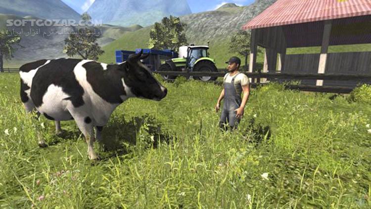 Agricultural Simulator 2013 تصاویر نرم افزار  - سافت گذر