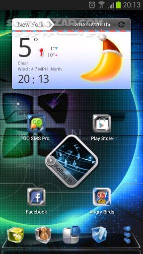 All Next Widget for Android تصاویر نرم افزار  - سافت گذر