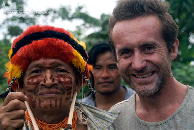 مستند بومیان آمازون با بروس پری تصاویر نرم افزار  - سافت گذر