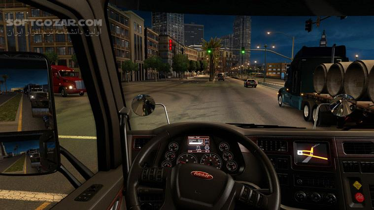 American Truck Simulator Arizona تصاویر نرم افزار  - سافت گذر