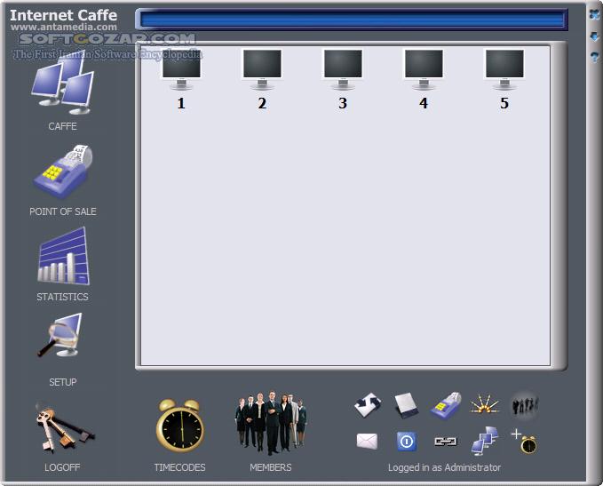 دانلود Antamedia Internet Cafe Software 8 0 2 - دانلود