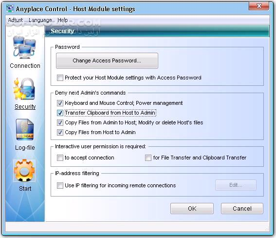 Anyplace Control 6 1 0 0 Final تصاویر نرم افزار  - سافت گذر