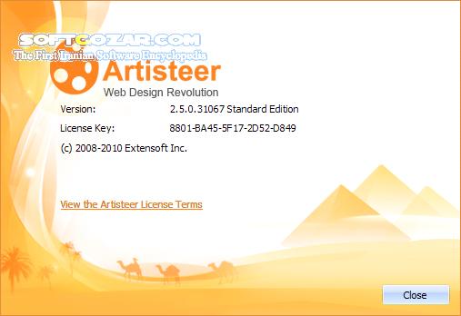 Artisteer 4 3 0 60858 Final تصاویر نرم افزار  - سافت گذر