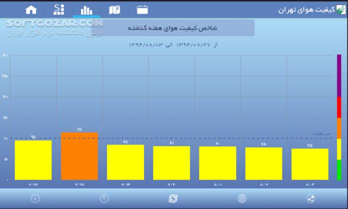 آسمان آبی نسخه 1 59 برای آندروید 3 0  تصاویر نرم افزار  - سافت گذر