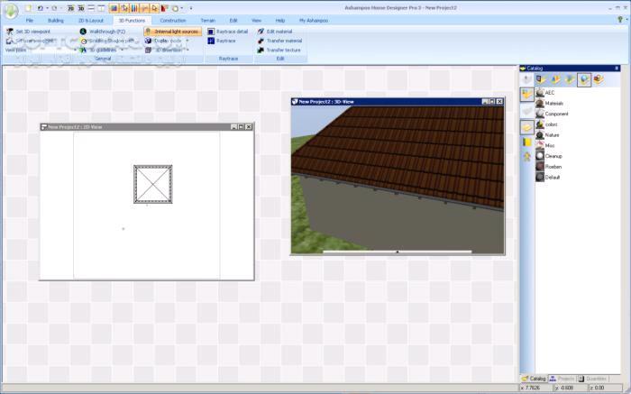 Ashampoo Home Design 5 0 0 4 1 0 تصاویر نرم افزار  - سافت گذر