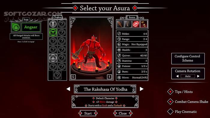 Asura Vengeance Expansion Updates تصاویر نرم افزار  - سافت گذر