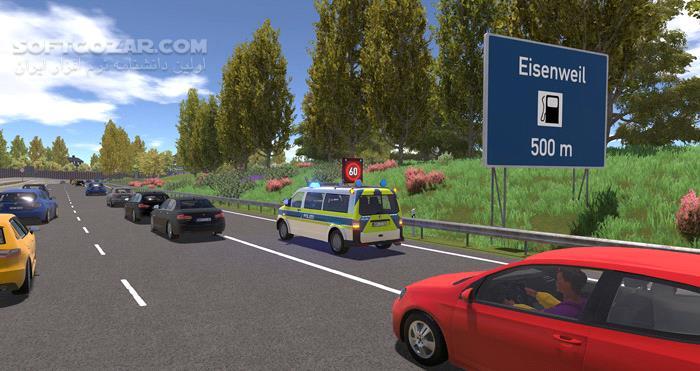 Autobahn Police Simulator 2 Updates تصاویر نرم افزار  - سافت گذر
