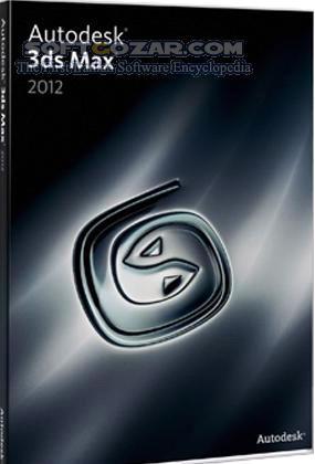 Autodesk 3ds Max 2012 SP2 Update12 x86 x64 Sample Files تصاویر نرم افزار  - سافت گذر
