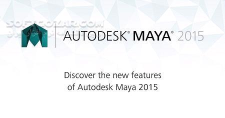 Autodesk Maya 2015 x64 SP6 تصاویر نرم افزار  - سافت گذر