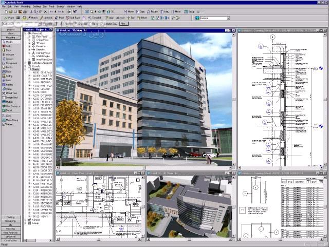 Autodesk Revit 2016 R2 Update 3 x64 تصاویر نرم افزار  - سافت گذر