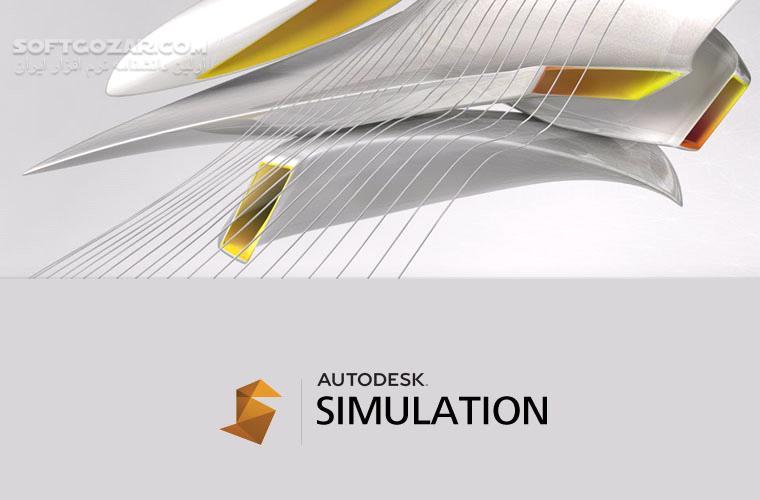 Autodesk Simulation 2016 x86 x64 تصاویر نرم افزار  - سافت گذر