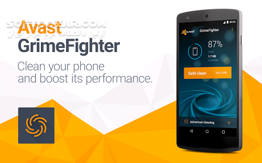 Avast Mobile Security 6 14 5 Avast Cleanup 2 9 0 for Android 4 0 تصاویر نرم افزار  - سافت گذر
