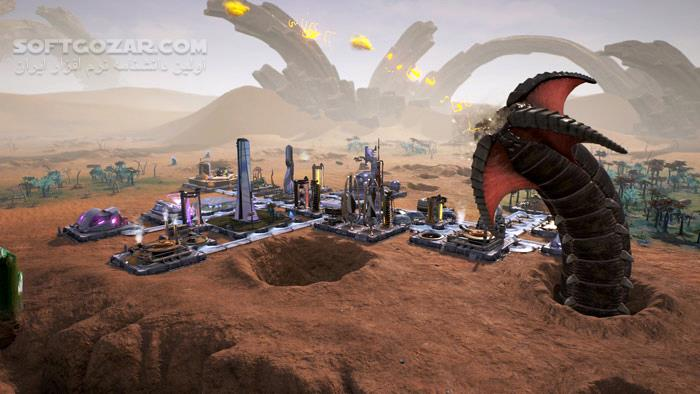 Aven Colony Updates تصاویر نرم افزار  - سافت گذر