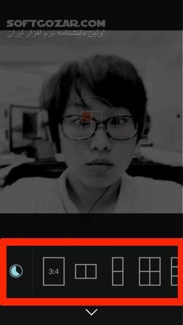 B612 Selfie from the heart 8 11 12 for Android 4 1 تصاویر نرم افزار  - سافت گذر