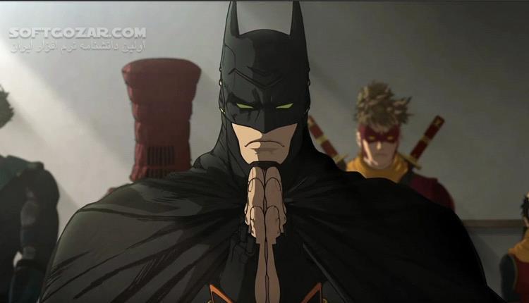 Batman Ninja تصاویر نرم افزار  - سافت گذر