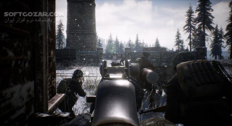 BattleRush Ardennes Assault تصاویر نرم افزار  - سافت گذر