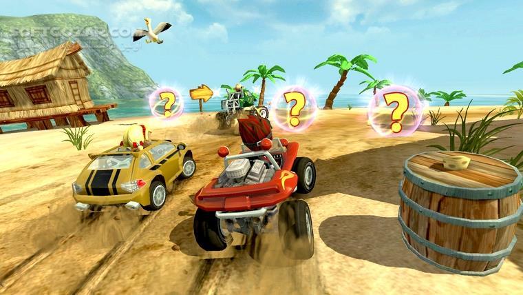 Beach Buggy Racing v1 2 20 v2 1 3 2 for Android 4 0 3 تصاویر نرم افزار  - سافت گذر
