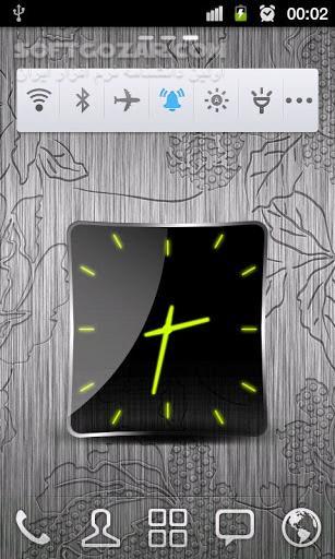 Beautiful Clock Widgets Pro 1 7 for Android تصاویر نرم افزار  - سافت گذر