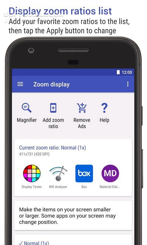 Big Font Pro 3 18 for Android 4 1 تصاویر نرم افزار  - سافت گذر