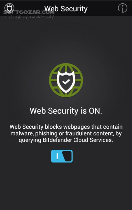 Bitdefender Mobile Security 3 3 085 1251 for Android 3 0 تصاویر نرم افزار  - سافت گذر