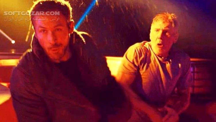 Blade Runner 2049 تصاویر نرم افزار  - سافت گذر
