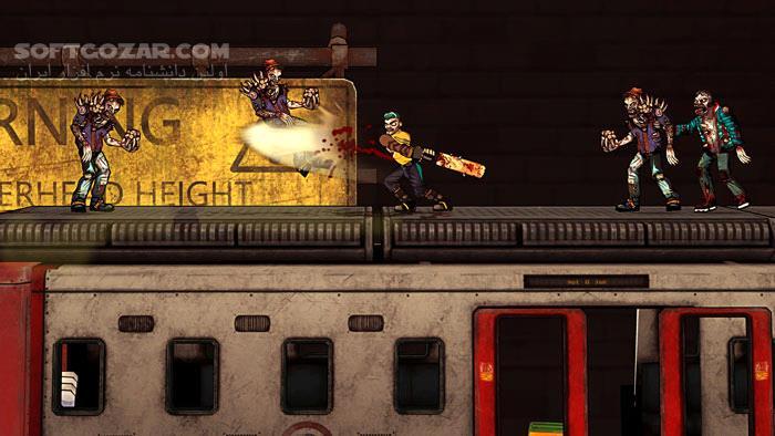 Bloody Zombies تصاویر نرم افزار  - سافت گذر