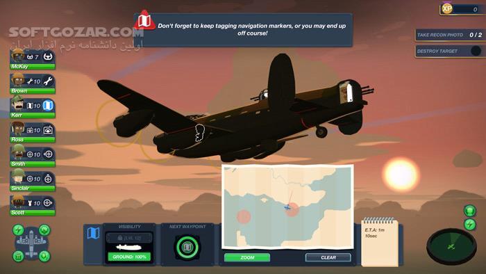 Bomber Crew Secret Weapons DLC Update v20180104 تصاویر نرم افزار  - سافت گذر