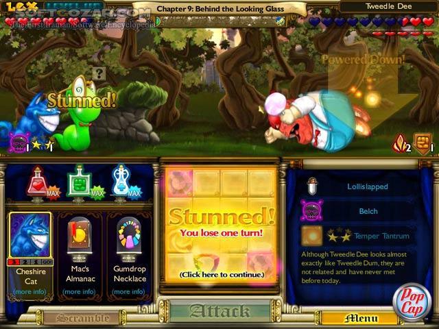 Bookworm Adventures Fractured Fairytales تصاویر نرم افزار  - سافت گذر