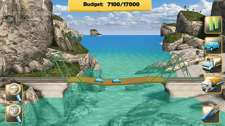 Bridge Constructor 8 2 for Android 4 0 تصاویر نرم افزار  - سافت گذر
